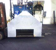 Dust Collector Hood Fabrication