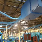 Ductwork Fabrication for Dust Collectors