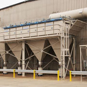 Large Tan CMAXX Dust Collector